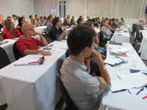 Professores participam de Workshop da Graduação